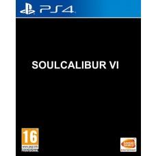 Soul Calibur VI Video Game - PS4