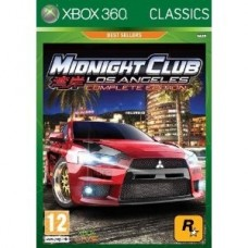 Midnight Club LA - Complete Edition Xbox 360