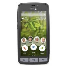 Doro 8030 8 GB SIM-Free Andriod Smartphone - LTE (4G) - Black