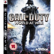 Call of Duty World at War PS3 Game