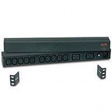 APC Rack PDU Basic 1U 16A 208and230V (10)C13 and (2)C19