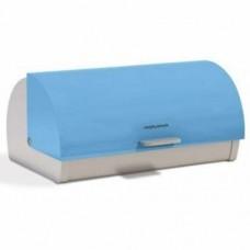 Morphy Richards 46249 Bread Bin Roll Top Blue