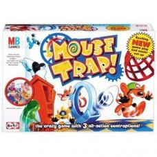 Hasbro Mousetrap Board Game For 2-4 players recommended age 6+