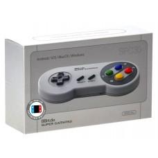 8Bitdo SFC30 Super Famicom Bluetooth Wireless Controller - Mac OS/PC DVD/Wii