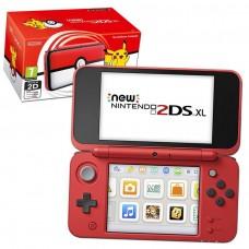 Nintendo 2DS XL Portable Games Console Poke Ball Edition