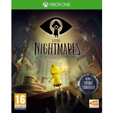 Little Nightmares Standard Edition Video Game Xbox One