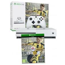 Xbox One S FIFA 17 Bundle 500GB