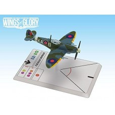 Wings of Glory Expansion Beurling Spitfire MK.IX Model