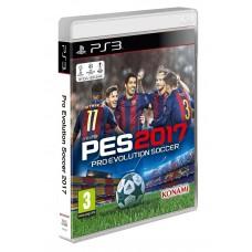 Pro Evolution Soccer 2017 Video Game PES17 PS3