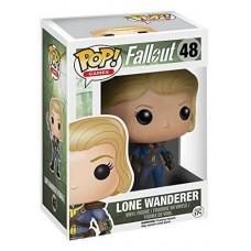 POP! Vinyl Fallout Lone Wanderer  Collectors Figure