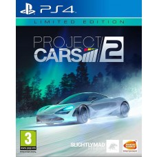 Project Cars 2 - Limited Edition PS4 Video Game