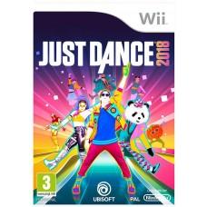 Just Dance 2018 Nintendo Wii Game