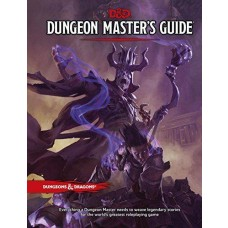Dungeon Masters Guide Dungeons and Dragons Core Rule Books