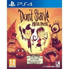 Dont Starve Mega Pack Video Game PS4