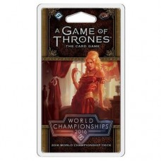 A Game of Thrones LCG (2nd Edition) World Championship Deck