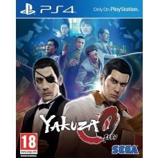 Yakuza 0 - PlayStation PS4 Game