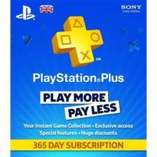 Playstation Plus Card Hang 365 Days/GBR