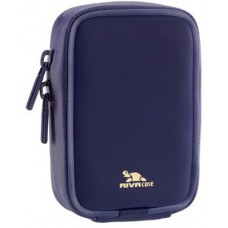 Rivercase Riva 1400 LRPU Antishock Digital Camera Case -  Ultra Violet