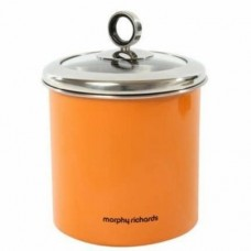 Morphy Richards 46287 Large Storage Canister Orange