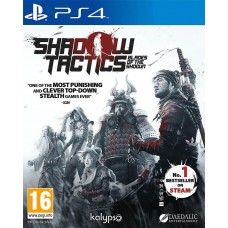 Shadow Tactics Blades of the Shogun Video Game - PS4