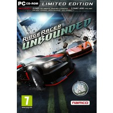 Ridge Racer Unbounded Limited Edition PC DVD