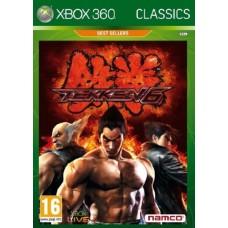 TEKKEN 6  Classics Xbox 360