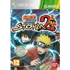 Naruto Shippuden Ultimate Ninja Storm 2 Classics Xbox 360