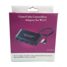 ZedLabz USB GameCube Controller Adapter for Wii U