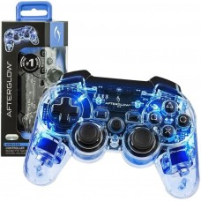 Afterglow Wireless Controller with SmartTrack For PS3 and PC - Blue