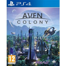 Aven Colony Video Game PS4 with Cerulean Vale Pre-Order DLC