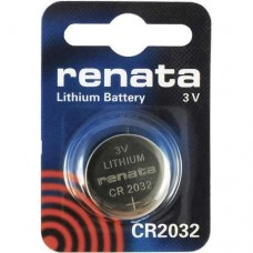 Renata Lithium Single 3v Battery CR2032