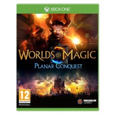 Worlds of Magic Planar Conquest Xbox One Game