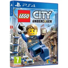 LEGO City Undercover Video Game PS4