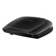 George Foreman 10 Portion Grill Compact Storage Solution - Black (Model 18910)