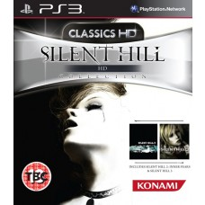 Silent Hill HD Collection Sony PS3