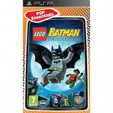 Lego Batman The Video Game Essentials Edition Sony PSP Game