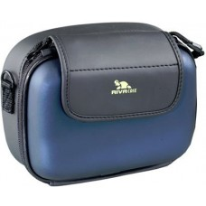 Rivercase Riva 7050 PU Video Camera Case -  Dark Blue