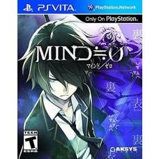 Mind Zero PS Vita Game