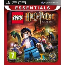 LEGO Harry Potter Years 5-7 PS3 Game - Essentials Edition