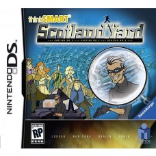 Mentor Interactive Thinksmart Scotland Yard Nintendo DS Game