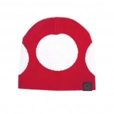 Nintendo Super Mario Bros Red Mushroom Cuffless Beanie Red/White (KC180211NTN)