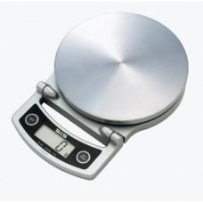 Tanita Compact Digital Lithium Kitchen Scale 5KG - Silver (KD-400)