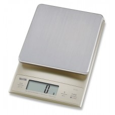 Tanita Kitchen Scale 3KG with 0.1 g Fine Increments - Silver (KD321SV33)
