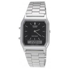 Casio Mens Classic Combi Water Resistant Watch (AQ230A-1DMQ)