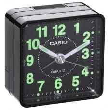 Casio TQ140-1 Beep Alarm Clock  Black