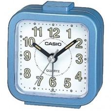 Casio TQ141-2 Beep Alarm Clock  Blue