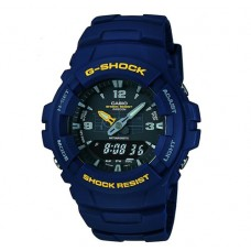 Casio G-Shock Classic Combination Watch G-100-2BV Mens