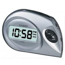 Casio Digital Beep Alarm Clock - Silver (DQ583-8)