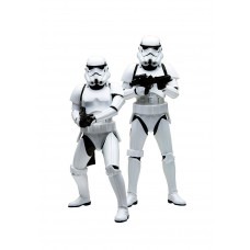 Star Wars StormTrooper 2 pack (1/10th scale) Art FX statue Figures