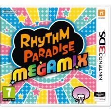 Rhythm Paradise Megamix Nintendo 3DS Game